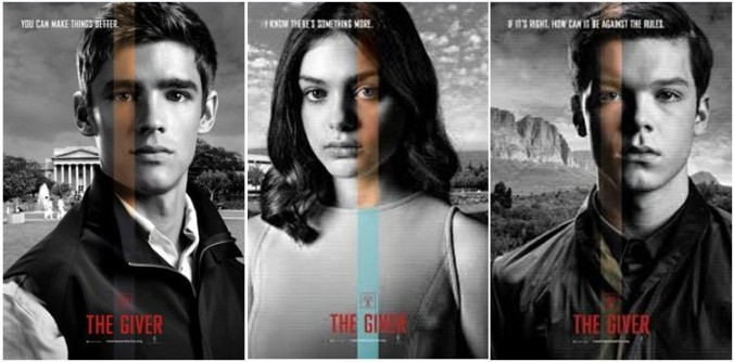 The Giver Characters